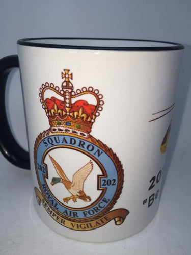 202 Squadron RAF Coffee/Travel mug - Krazy Gifts