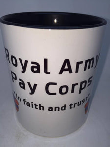 Royal Army Pay Corps Coffee Mug or Travel Mug - Krazy Gifts