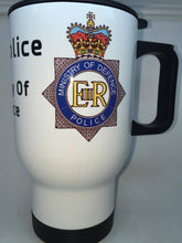 The MOD Police Travel/Coffee Mug - Krazy Gifts