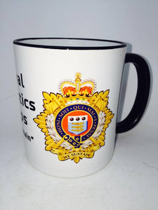 Royal Logistic Corps Travel/Coffee Mugs - Krazy Gifts