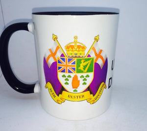 36 Ulster Division Travel/Coffee Mug - Krazy Gifts