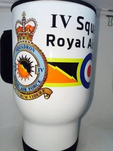 4th (IV) Squadron RAF Coffee/Travel Mugs - Krazy Gifts