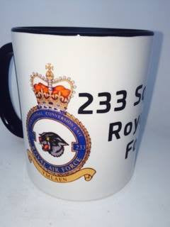 233 Squadron RAF Coffee Mug/Travel Mug - Krazy Gifts