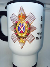 The Black Watch Travel/Coffee Mug - Krazy Gifts