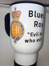 Blues and Royals Coffee/Travel Mug - Krazy Gifts