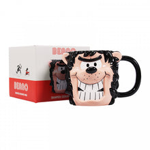 Beano Shaped Mug-Gnasher