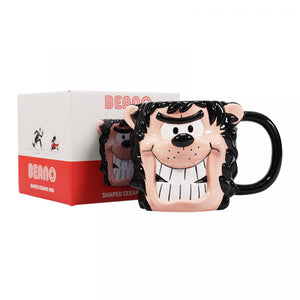 Beano Shaped Mug-Nasher