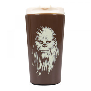 Travel Mug (Metal) - Star Wars (Chewbacca)