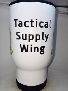 Tactical Supply Wing Coffee/Travel Mug - Krazy Gifts