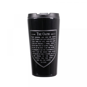 Game of Thrones Travel Mug-Night's Watch