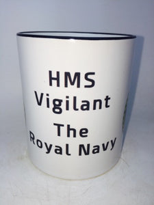 HMS Vigilant Coffee/Travel Mugs - Krazy Gifts