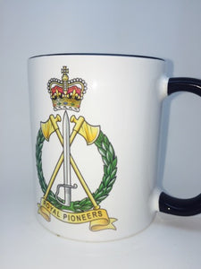 Royal Pioneer Corps Coffee/Travel Mugs - Krazy Gifts
