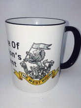 Duke of Wellington Regiment Travel/Coffee Mug - Krazy Gifts