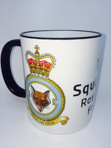 12 Squadron RAF Coffee/Travel Mug - Krazy Gifts