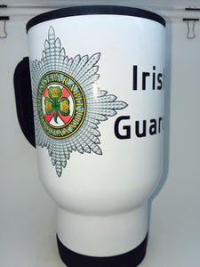 Irish Guards Coffee/Travel Mug - Krazy Gifts