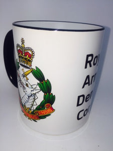 Royal Army Dental Corps Coffee/Travel Mugs - Krazy Gifts