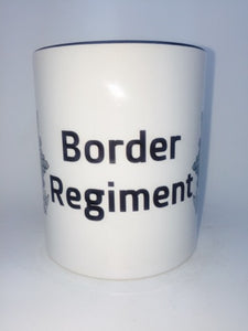 The Border Regiment - Krazy Gifts
