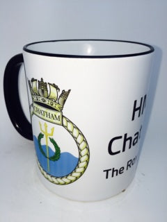 HMS Chatham Coffee/Travel Mug - Krazy Gifts