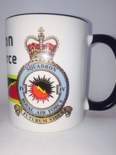 4th (IV) Squadron RAF Coffee/Travel Mugs