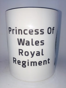 Princess of Wales's Royal Regiment Coffee/Travel Mug - Krazy Gifts