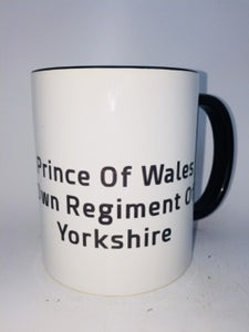 Prince Of Wales Own Regiment of Yorkshire Coffee/Travel Mug - Krazy Gifts
