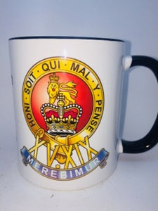 15th/19th Kings Royal Hussars Coffee/Travel mug - Krazy Gifts
