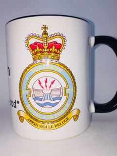 617 Squadron RAF Coffee/Travel Mug - Krazy Gifts