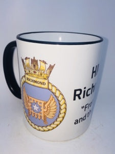 HMS Richmond - Krazy Gifts