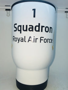 1 Squadron RAF Coffee/Travel Mug - Krazy Gifts