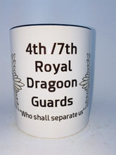 4th/7th Royal Dragoon Guards Coffee Mug/Travel Mug - Krazy Gifts