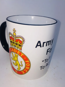 Army Cadet Force Coffee/Travel Mug - Krazy Gifts