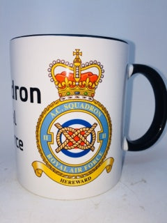 2 Squadron RAF Coffee/Travel Mug - Krazy Gifts