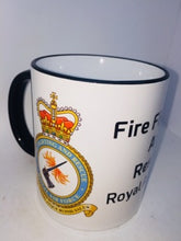 RAF Fire and Rescue Coffee/Travel Mugs - Krazy Gifts