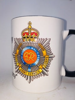 Royal Army Service Corps Coffee/Travel mug - Krazy Gifts