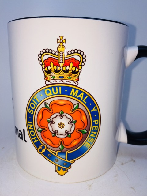 The Royal Fusiliers Coffee/Travel Mugs - Krazy Gifts