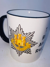The Royal Anglian Regiment Travel/Coffee Mug - Krazy Gifts