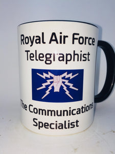 RAF Communications Specialist