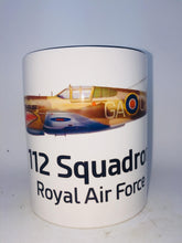 112 Squadron Royal Air Force Coffee/Travel Mug
