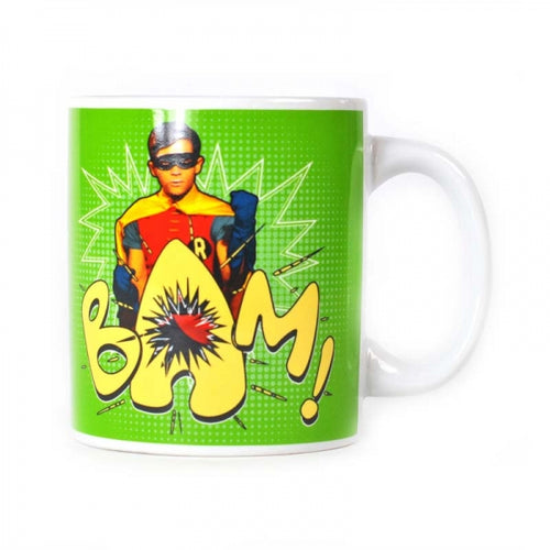 Batman Boxed Mug - 1966 Robin