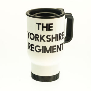 The Yorkshire Regiment Travel/Coffee Mugs - Krazy Gifts