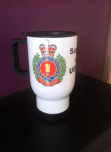 Sapper EOD Travel/Coffee Mug - Krazy Gifts
