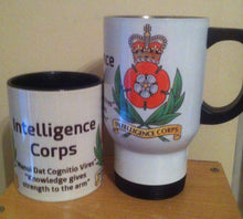 Intelligence Corps Travel/Coffee Mug - Krazy Gifts