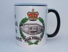 Royal Tank Regiment Coffee/Travel Mug - Krazy Gifts