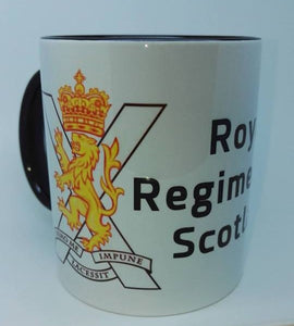 Royal Regiment of Scotland Travel/Coffee Mug - Krazy Gifts