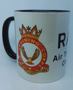 Air Training Corps Travel/Coffee Mug - Krazy Gifts