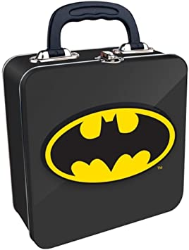 Batman Lunch Box- Bat Sign