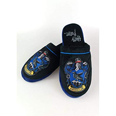 Harry Potter Ravenclaw Adult Mule Slippers