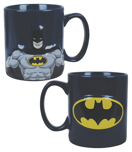 Batman Embossed Mug