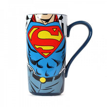 Superman Latte Mug - Super Strength - Krazy Gifts