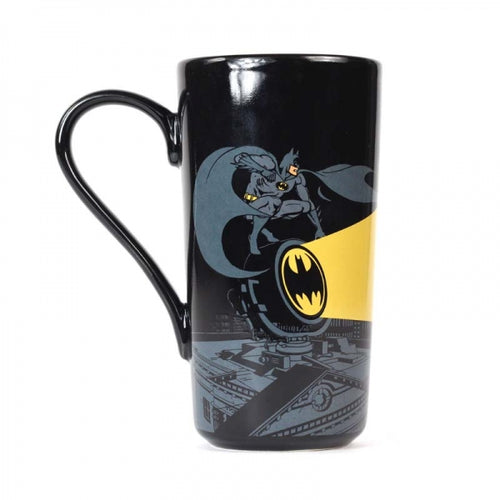 Batman Latte Mug Bring Coffee
